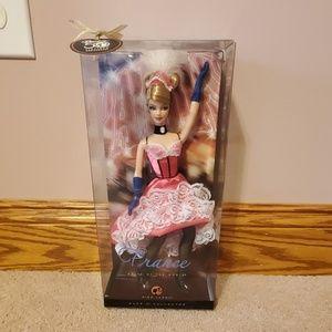 Collector Barbie France Pink Label
